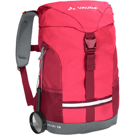 VAUDE Pecki 10 Backpack Kids bright pink